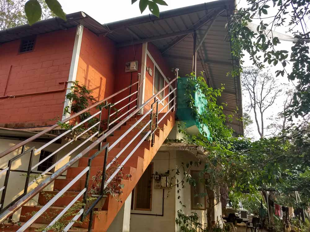 Deluxe Rooms (Valley View Rooms) at ReginaSilva Camping & Nature Resort, Paithalmala